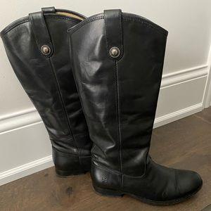Frye Black Boots SZ 8.5